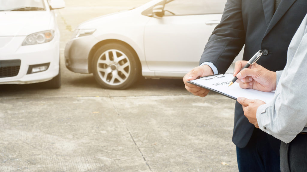 What should I do right after a car Accident?